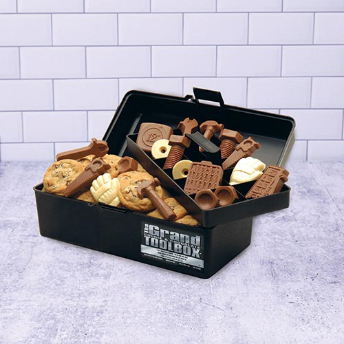 The Grand Cookie Amp Chocolate Toolbox