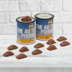 The Auto Pound Quart of Chocolate