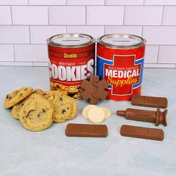 Medical Supply Combo of Cookies & Chocolate