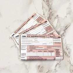 Chocolate income tax return