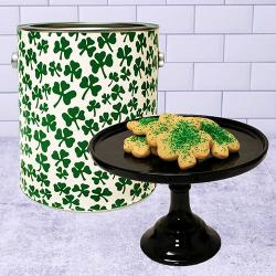Shamrock Gallon of Cookies