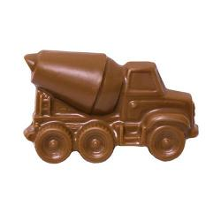 Chocolate cement truck