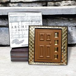 ChocoCard™ chocolate Door
