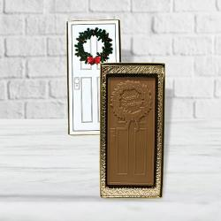 Holiday Door Chococard™