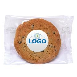 Personalized logo cookie