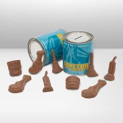 Janitor in a Bucket Janitorial Chocolates
