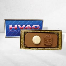 Hvac chocolate bar gift box