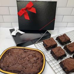Brownie gift box