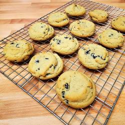 Chocolate Chip Cookies By The Dozen