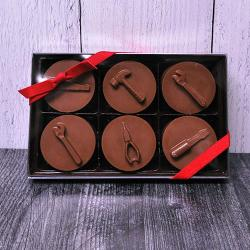 Chocolate Covered Oreo Tool Set