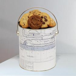 Engineer's Cookie Tin