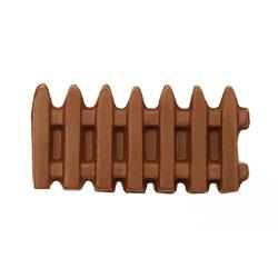 Chocolate fence