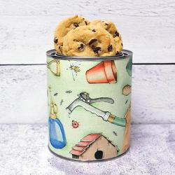 Gardening Cookie Gift Quart