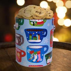 Holiday Mug Cookie Gift Gallon