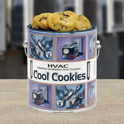 HVAC Gallon of Cookies