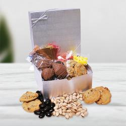 Ultimate Just Because Gift Box of Cookies and Chocolates