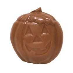 Chocolate Jack o' Lantern Small