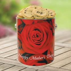 Mother's Day Cookie Gift Tin