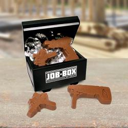 Job box of Chocolate tools