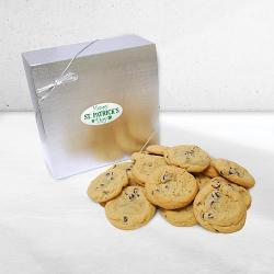 St Patrick's Day Cookie Gift Box