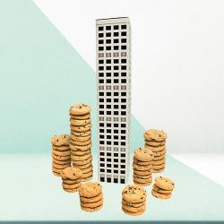 Cookie Skyscraper Gift Box
