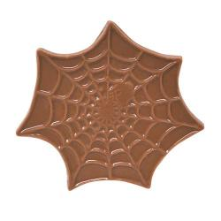 Halloween Chocolate Spider Web