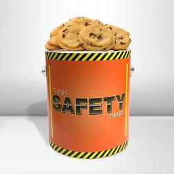 Think Safety Gallon of Cookies