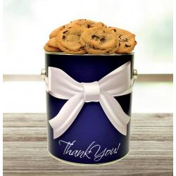 Thank You Gallon Tin of Cookies