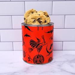 Halloween Witch Cookie Gift Quart