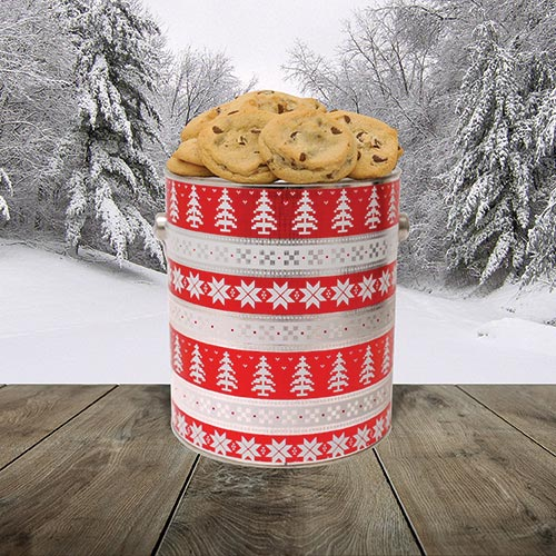 Ugly Sweater Gallon Of Cookies